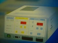手術室用高性能電気メス(エルボトームICC200)